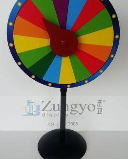 Mini Wheel Of Fortune 3