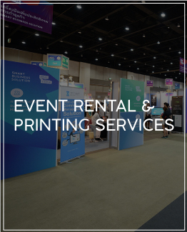 Event Rental & Printing Service