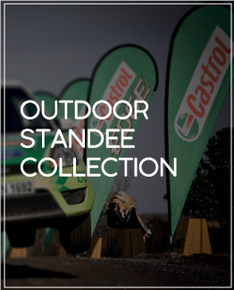 Outdoor Standee Collection