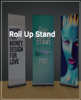 Roll Up Stand Collection