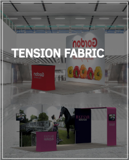 Tension Fabric Collection